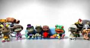 LittleBigPlanet Hub - Announcement Footage