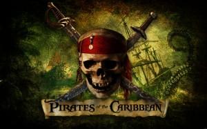 Pirates of the Caribbean - Logo