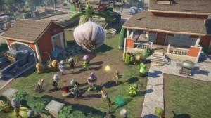 Plants vs. Zombies- Garden Warfare - CG Footage