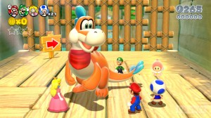 Super Mario 3D World - Gameplay