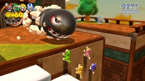 Super Mario 3D World - Gameplay