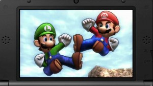Super Smash Bros. for 3DS - Luigi Gameplay