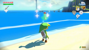 The Legend of Zelda- The Wind Waker HD - Gameplay
