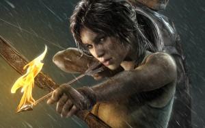Tomb Raider - Promo Art 1