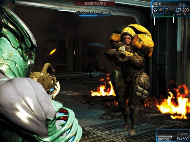 Warframe - Gameplay 1