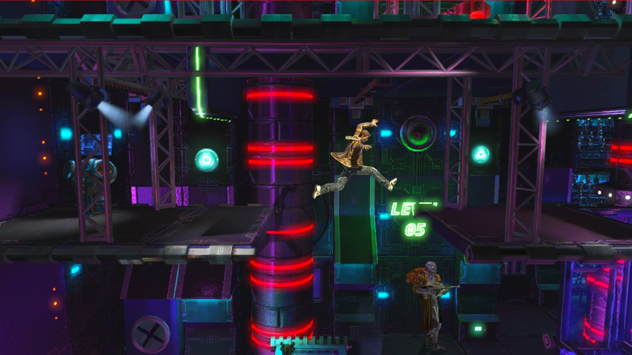 Flashback - Gameplay 1...