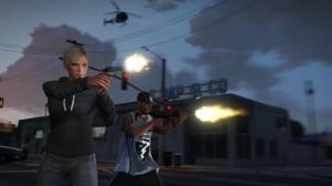 Grand Theft Auto Online - Gameplay 1