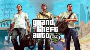 Grand Theft Auto V Promo Art