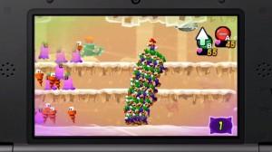 Mario & Luigi- Dream Team - Gameplay 1