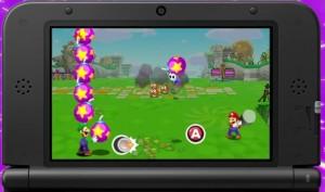 Mario & Luigi- Dream Team - Gameplay 4