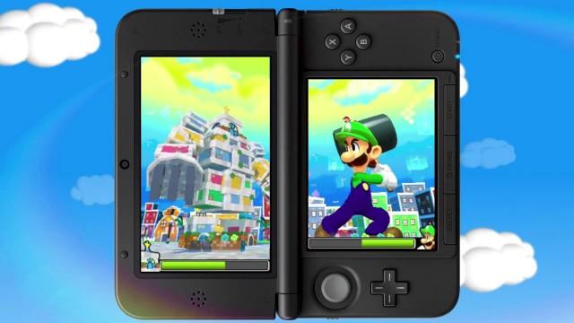 Mario & Luigi- Dream Team - Gameplay 5