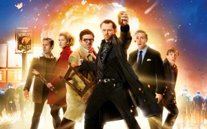 The World's End - Promo Art