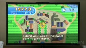 Wii Fit U - Gameplay