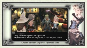 Bravely Default - Trailer Footage