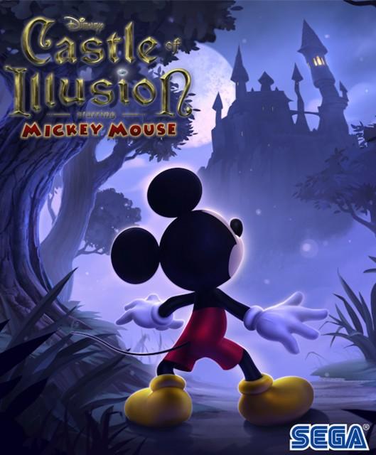 Castle of Illusion 2013 Promo Art