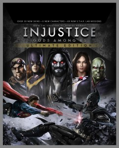 Injustice- Gods Among Us - Ultimate Edition - Promo Art