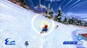 Mario & Sonic at the Sochi 2014  Olympic Winter Games - Gameplay 1
