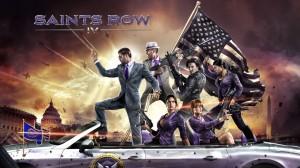 Saints Row IV - Promo Art