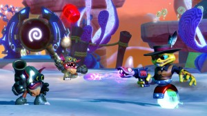 Skylanders Swap Force - Gameplay 1