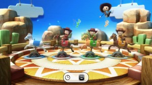 Wii Party U - Gameplay 1