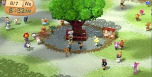 Animal Crossing Plaza - Gameplay