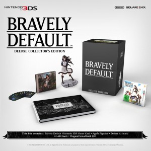 Bravely Default - Collector's Edition
