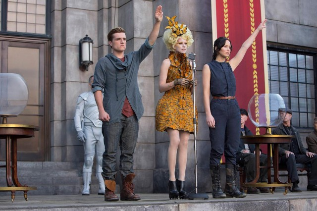 Catching Fire - Footage 2