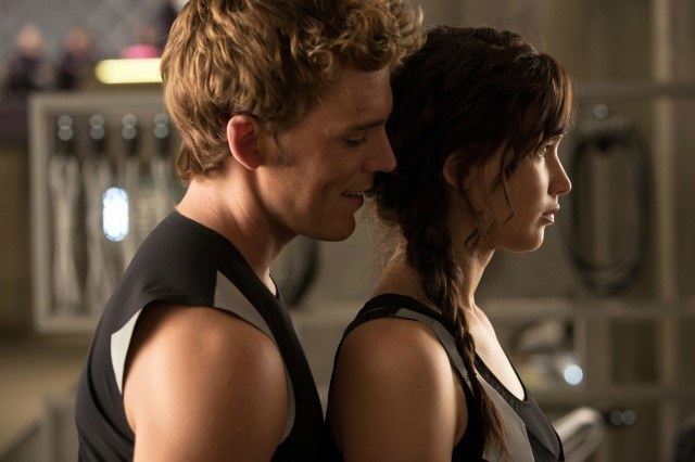 Catching Fire - Footage 5