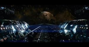 Ender's Game - Footage 3