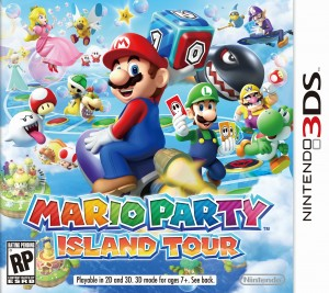 Mario Party- Island Tour - Box Art