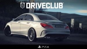 PlayStation 4 - DriveClub Footage