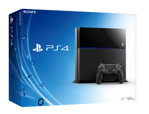 PlayStation 4 - Launch Box