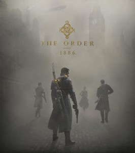 PlayStation 4 - The Order- 1886 Promo Art