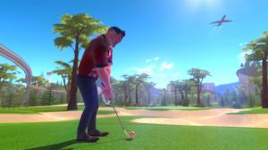 Powerstar Golf - Gameplay