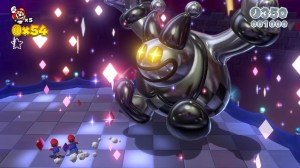 Super Mario 3D World - Gameplay 1
