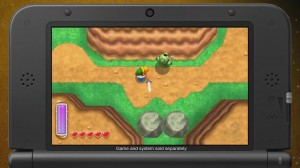 The Legend of Zelda- A Link Between Worlds - Gameplay 1