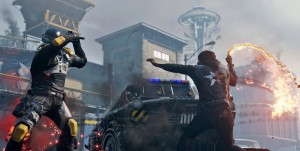 inFamous- Second Son - Gameplay