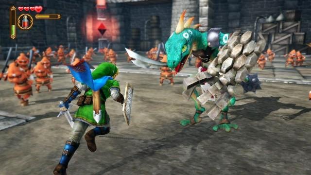 Hyrule Warriors - Gameplay 1