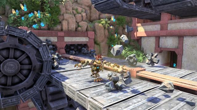 Knack - Gameplay 2