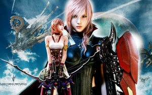 Lightning Returns- Final Fantasy XIII - Promo Art