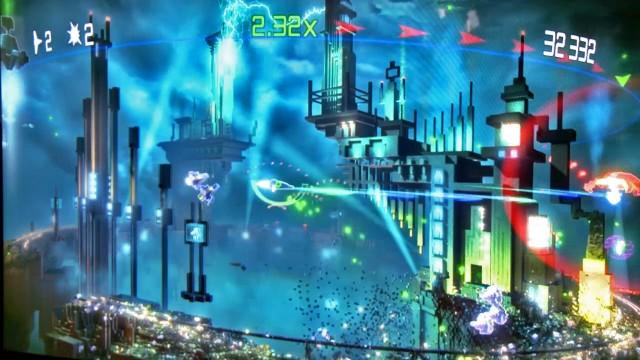 Resogun - Gameplay 2