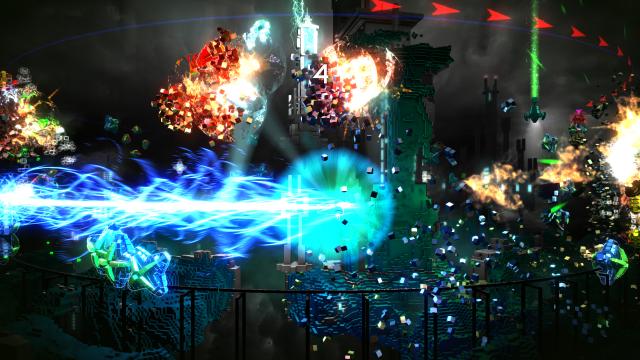 Resogun - Gameplay 3