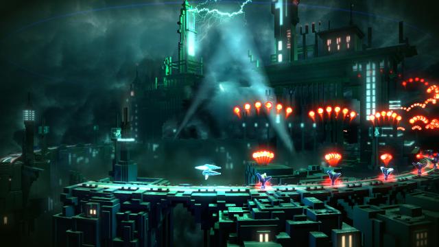 Resogun - Gameplay 4