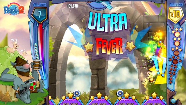 Peggle 2 - Gameplay 1