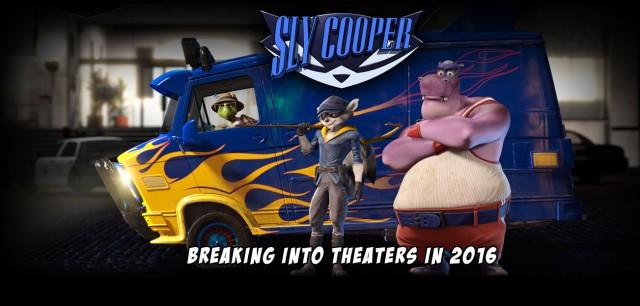 Sly Cooper Movie - Image 2