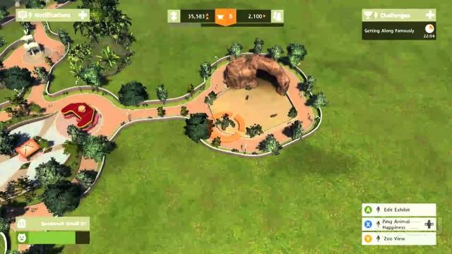 Zoo Tycoon - Gameplay 4