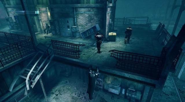 Batman- Blackgate - Gameplay 1