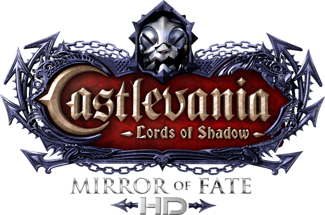 Castlevania- Lords of Shadow - Mirror of Fate HD Logo