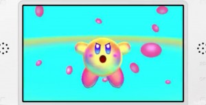 Kirby- Triple Deluxe - Gameplay