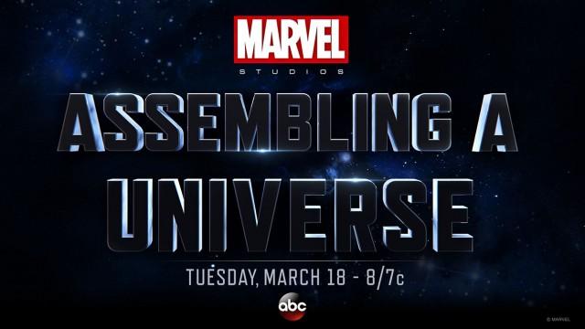 Marvel Studios- Assembling a Universe - Logo